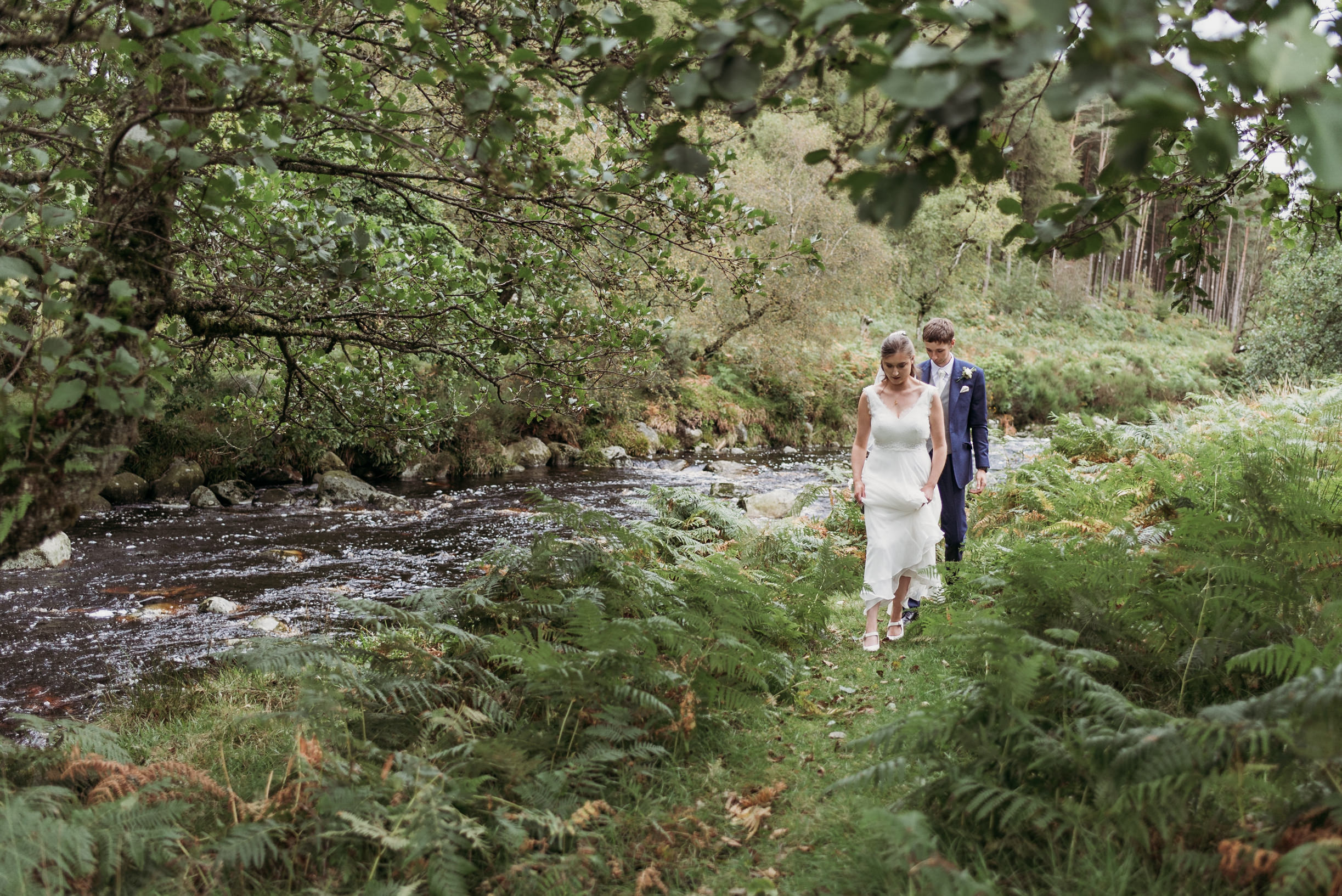 wedding photo, couple, kipper estate, wicklow - love and light photography ni -