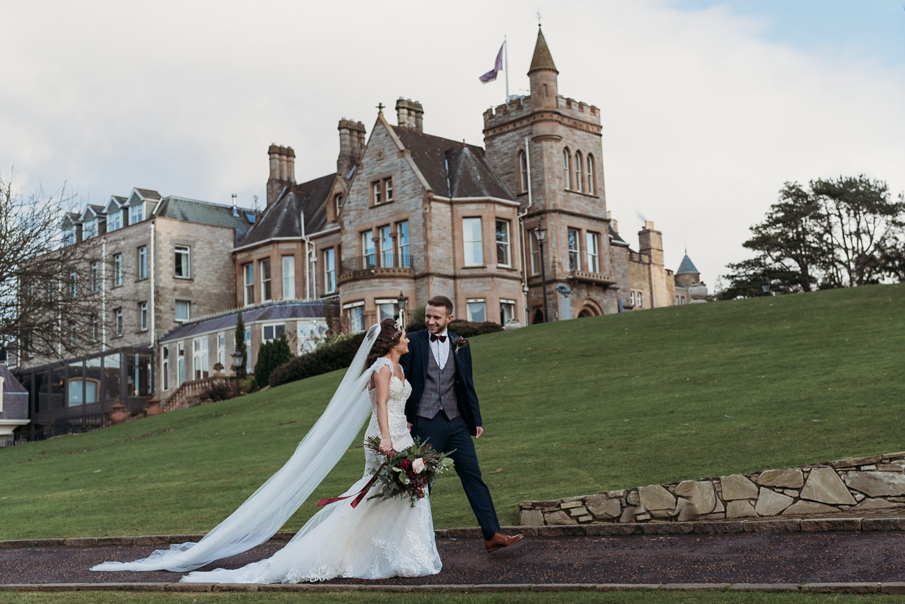 wedding photography Culloden belfast - love and light photography ni -