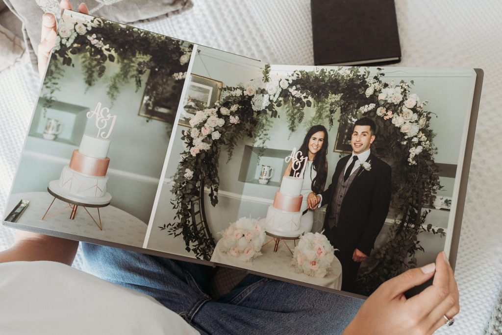 folio albums, wedding album, photo album - love and light photography ni -